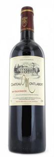 Chateau Montlabert Saint-Emilion Grand Cru 2010 750ml